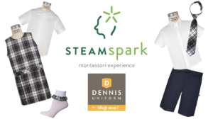 STEAMspark Uniforms Images